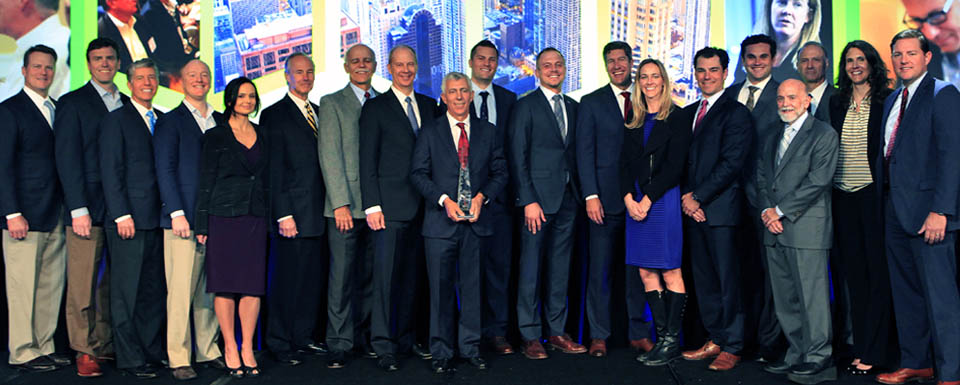 2017 Developer of the Year - Trammell Crow Company