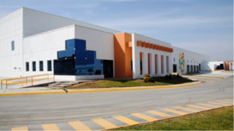 Amistad Industrial Park in Mexico