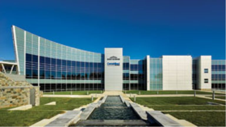 Saint-Gobain's electrochromic glass
