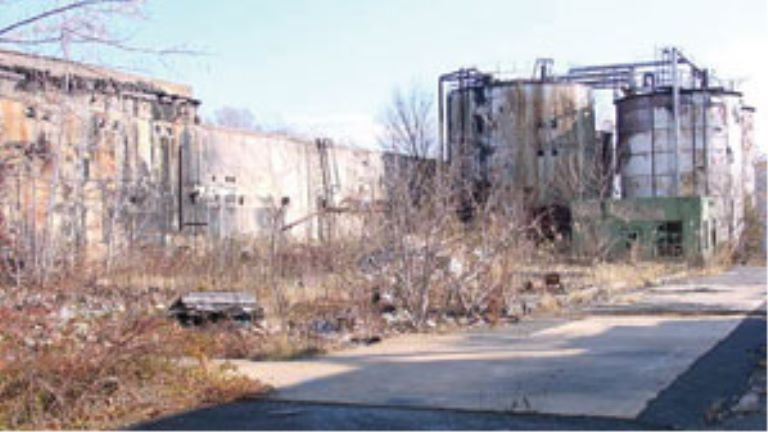 Brownfield remediation projects