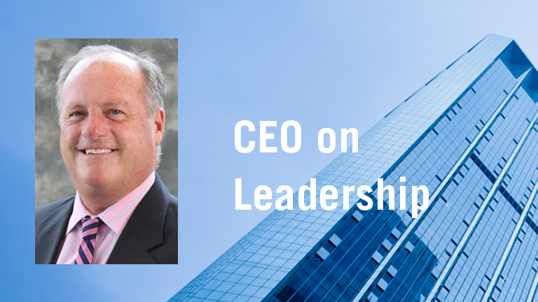 panzica ceo on leadership