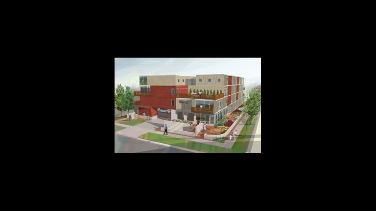 Rosa Parks multifamily project