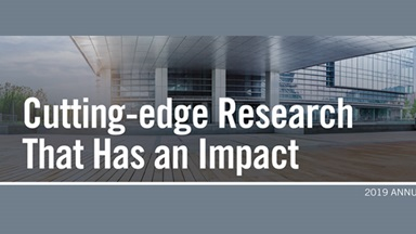 cutting edge research banner