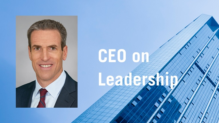 ceo on leadership clarke