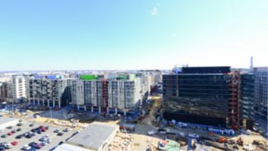 CityCenterDC under construction
