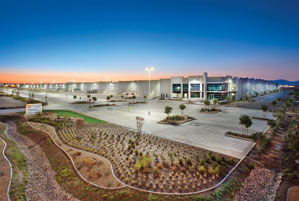 I-215 Logistics Center: From Spec Logistics to Amazon