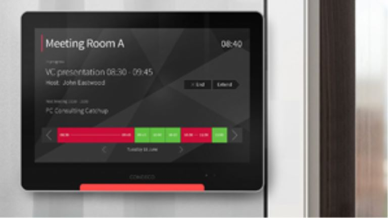 electronic room monitor