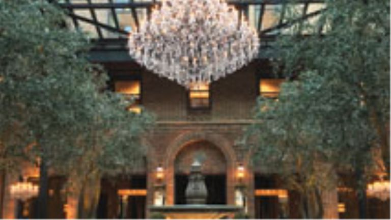 flagship retail restoration hardware