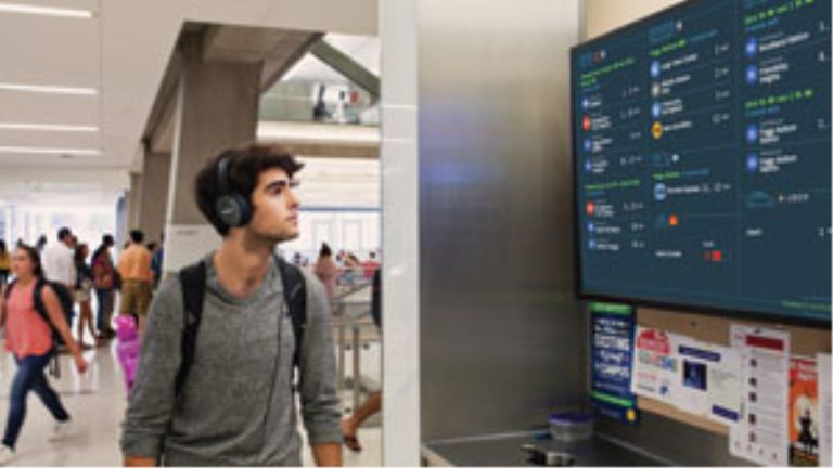 TransitScreen monitor