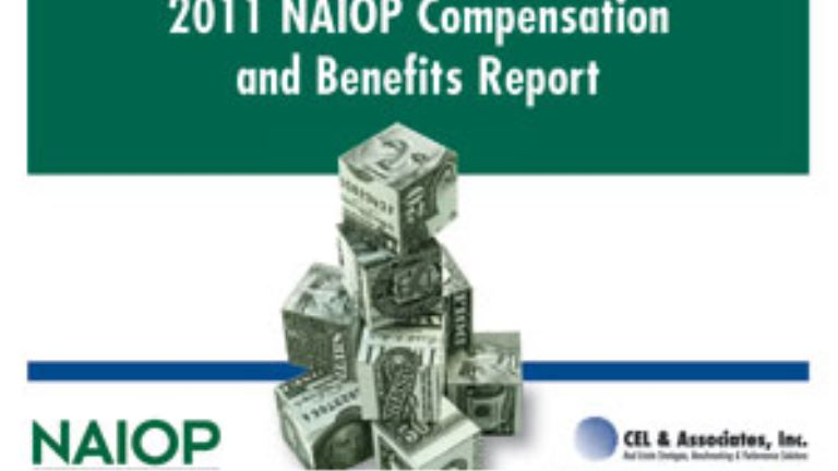 2011 NAIOP Compensation Report Cover