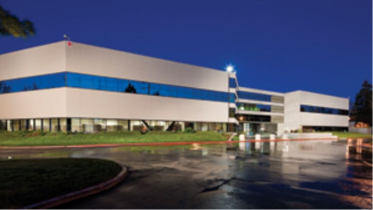 exterior view of Intemap Network Services Corp's facility