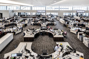 Gavilon World Headquarters: Office Space And Trading Floor In Downtown Omaha