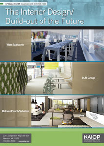 During The Spring And Summer Of 2014, NAIOP Conducted A Design Competition  In Which It Sought Concepts For The Interior Design/Build Out Of The Future.