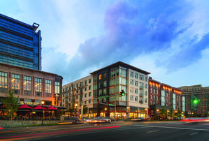 Office Development In Mixed Use Settings Raising The Bar