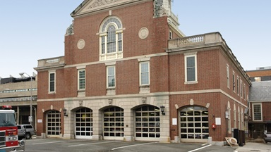 Cambridge firehouse