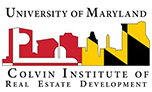 University of Maryland - Colvin Institute of Real Estate Development