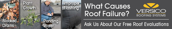 Versico Roofing Systems webinar banner