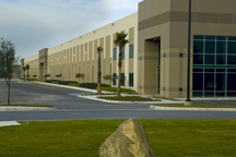The ProLogis Apodaca building in Mexico