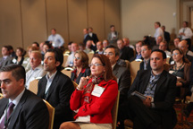 attendees at Development conference 10
