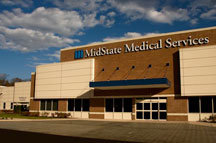 Midstate Medical Services building