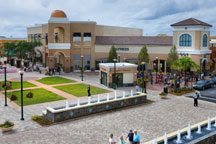 The Shops at Wiregrass plaza