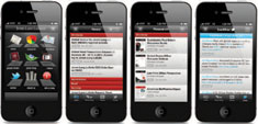 Jones Lang LaSalle iPhone app