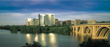the Waterview building in Rosslyn, Virginia