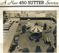 the solarium at 450 Sutter