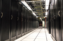 data center underground levels