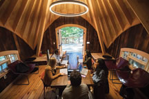 treehouse conference room