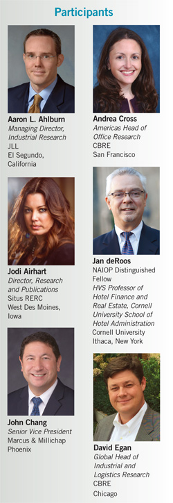 NAIOP national research directors