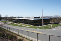 exterior view of the former Clairol headquarters