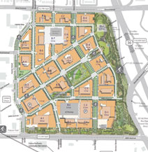 Downtown Westminster master plan
