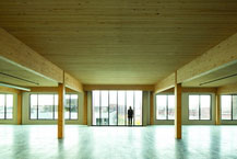 mass timber building