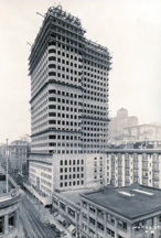 450 Sutter during construction