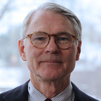 head shot of Sam Black