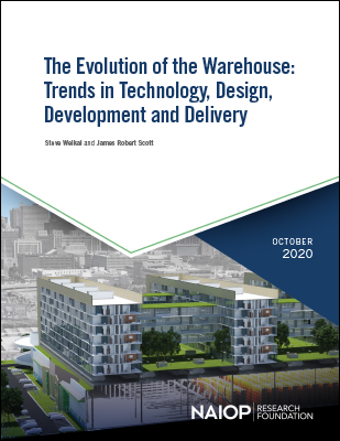 Evolution of the Warehouse Report