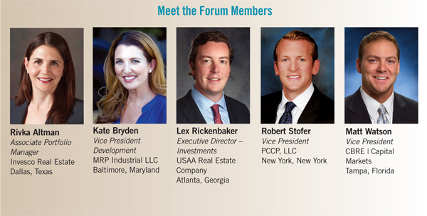 NAIOP forum members