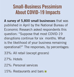 small business pessimism sidebar