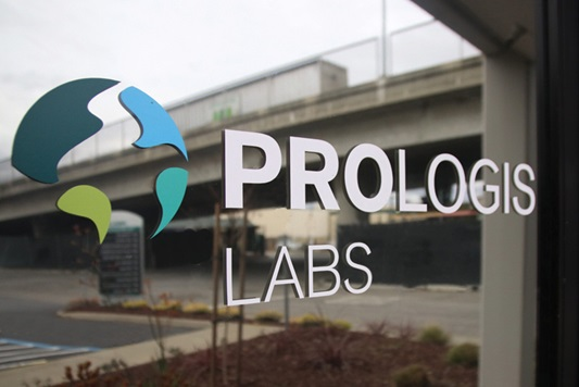 prologis labs front door