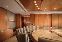 boardroom in Calamos building