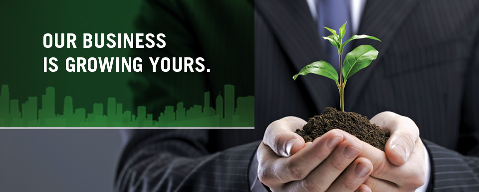 NAIOP 2015 Branding - Our Business is Growing Yours.
