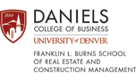 Franklin L. Burns School of Real Estate and Construction Management at the University of Denver, Daniels College of Business