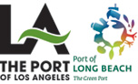 The Port of Los Angeles / The Port of Long Beach