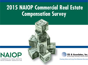 cover of the 2015 NAIOP Compensation Report