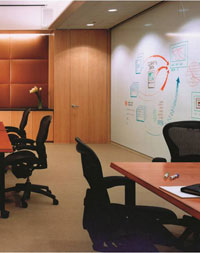 Interior office space