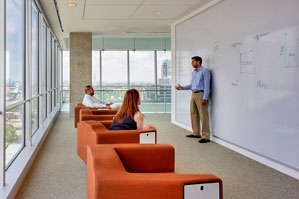 Boston Consulting's office of the future